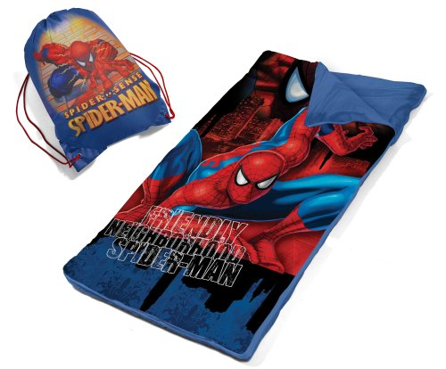 Big Save! Marvel Spiderman Slumber Bag Set