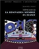 echange, troc Danièle Pauly, Institut français d'architecture - La rénovation scénique en France : théâtre années 20