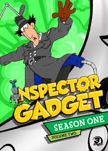 Inspector Gadget Season One: Volume Two (Inspector Gadget 3 compare prices)