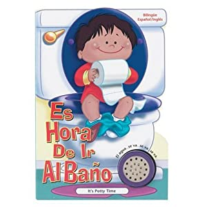 Es Hora De Ir Al Bano Para Niño's (Time to Series) (Spanish Edition)