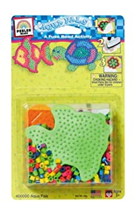 Perler Beads Aqua Pals Fish Kit