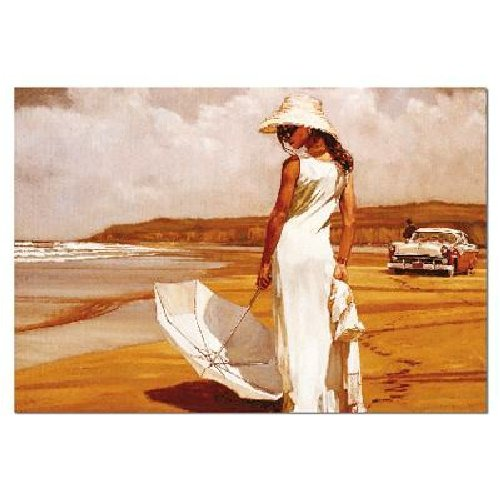 Buy Woman with Parasol, Mark Spain (1000 pc puzzle)