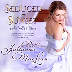Seduced at Sunset Audiobook
