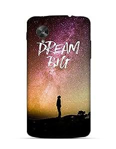 Dream Big Google Nexus 5 case