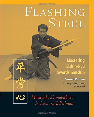 Flashing Steel: Mastering Eishin-Ryu Swordsmanship