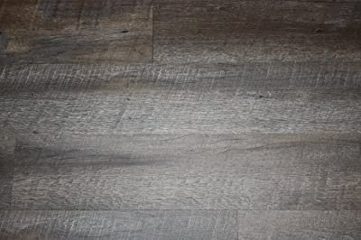 "Kryptonite Driftwood Luxury Vinyl Plank Flooring 2mm x 6"" UT039 SAMPLE"