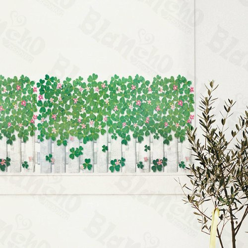 Green Garden 2 - X-Large Wall Decals Stickers Appliques Home Decor front-555498