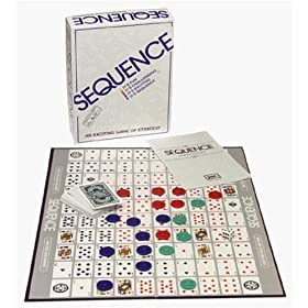 Sequence board game!