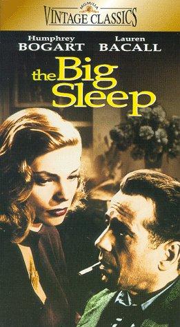 the big sleep movie and novel