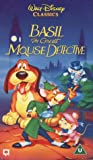 Basil The Great Mouse Detective (Disney) [VHS] [1986]