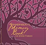 img - for Grandparent's Memory Book for Jewish Families book / textbook / text book