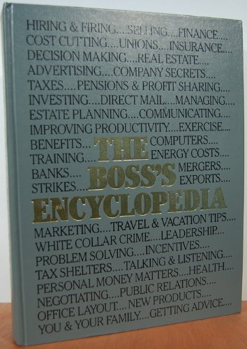 The Boss's Encyclopedia, Editors of Boardroom Reports