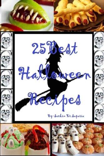 25 Best Halloween Recipes by sachin kumar saparia