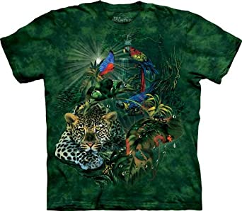 The Mountain Rainforest Gathering Jaguar