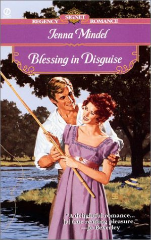 Blessings in Disguise (Signet Regency Romance), Jenna Mindel