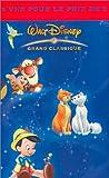 echange, troc Coffret Félins 3 VHS : Les Aristochats / Pinocchio / Les Aventures de Tigrou