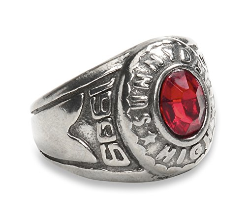 Buffy the Vampire Slayer Sunnydale High Ring - Costume Accessory