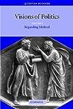 Visions of Politics: Regarding Method (Volume 1) (0521589266) by Skinner, Quentin