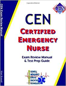CEN Review Manual 3rd Ed by Mark Boswell (eBook) - Lulu