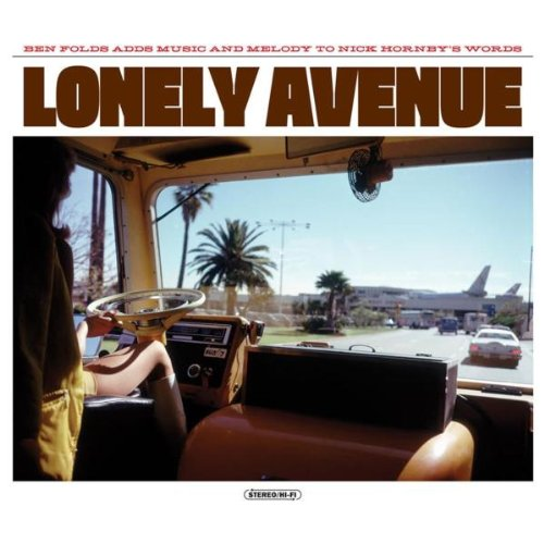 Lonely Avenue by Ben Folds with Nick Hornby