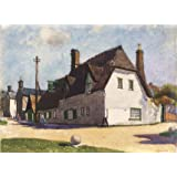 The Anchor Inn, Hemingford Grey, by Edward Walker (V&A Custom Print)