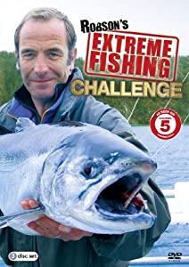Robson's Extreme Fishing Challenge [DVD]