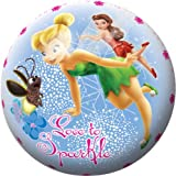 Disney Fairies Toys Playball 8.4 Diameter Playground Ball