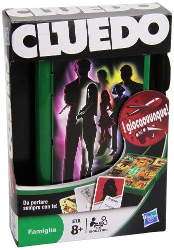 Hasbro - Cluedo Travel