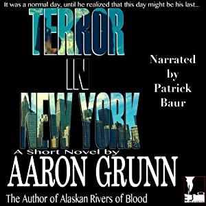 Terror in New York Audiobook