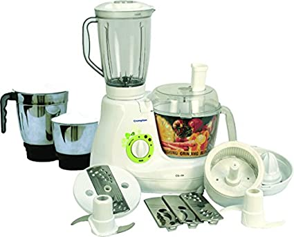 Crompton Greaves RJ PLUS 450W Juicer Mixer Grinder