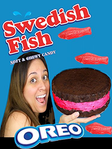 worlds-biggest-swedish-fish-oreo-cookie-giant-food-diy-food-ideas