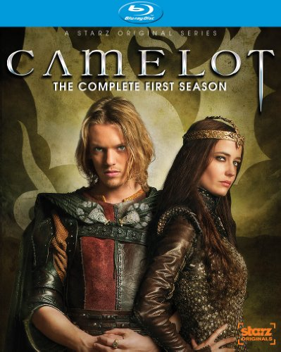 Cover art for  Camelot: The Complete First Season [Blu-ray]