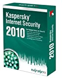 Kaspersky Internet Security 2010, Mini-Box, German Version (1 PC, 1 Year subscriptions)