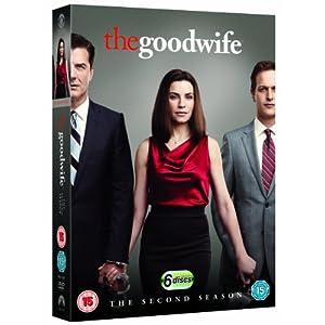 The Good Wife - Season 2 [Import anglais]