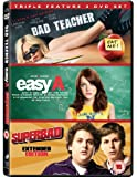 Bad Teacher/ Easy A/ Superbad Triple Pack [DVD]