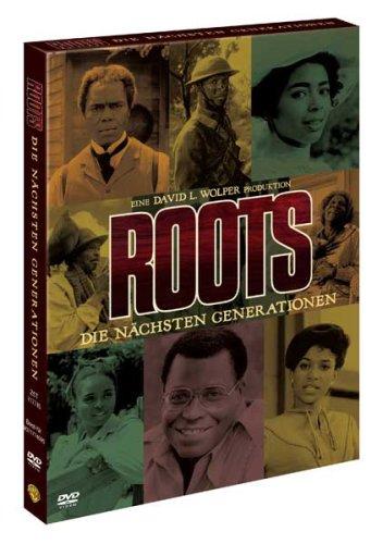 Roots - Die nächsten Generationen [4 DVDs]