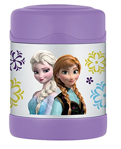 Thermos 10 Ounce Funtainer Food Jar, Frozen front-990127