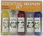 Monin Cocktail Syrup Gift Set