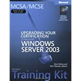 MCSA/MCSE Self-Paced Training Kit (Exams 70-292 and 70-296): Upgrading Your Certification to Microsoft� Windows Server� 2003by Dan Holme