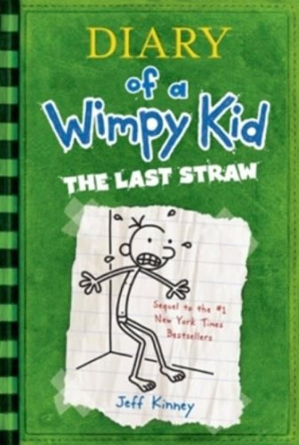 Diary of a Wimpy Kid: The Last Straw (Book 3) (Diary Of A Wimpy Kid 3 compare prices)