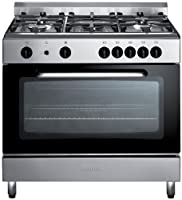Baumatic BC1902TCSS 90cm Gas Range Cooker Stainless Steel from Baumatic