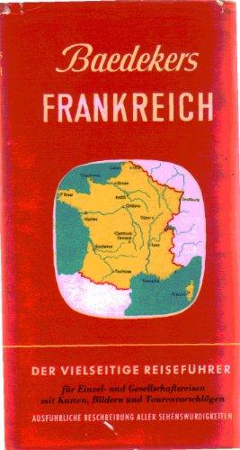Baedekers Autoreiseführer Frankreich von Flandern