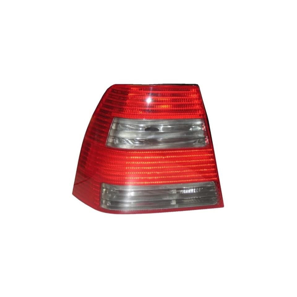 HELLA 963670061 Volkswagen Jetta MkIV Passenger Side Replacement Tail Light Assembly