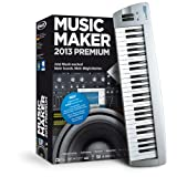 Software - MAGIX Music Maker 2013 Control (Jubil�umsaktion inkl. Music Studio)