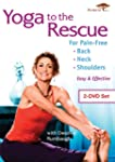 Yoga to the Rescue For Pain Free Back...