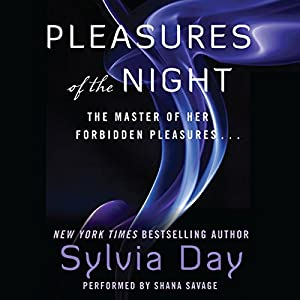 Pleasures of the Night Audiobook