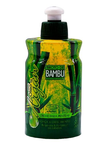 Lilas Brazilian Broto De Bambu  Argan Oil Hair