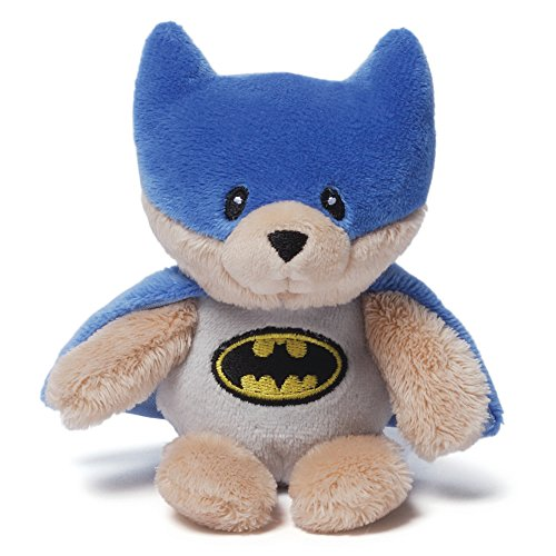 Baby Gund DC Comics Rattle Batman Malone