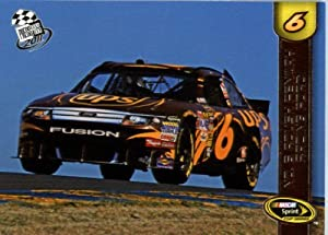 Buy 2011-NASCAR Press Pass Racing Card # 84 David Ragan NSCS Cars In Protective Screwdown Case by Press Pass