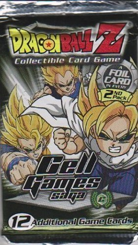 Dragon Ball Z Trading Card Game: Cell Games Saga Booster Pack - 1